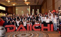 DAIICHI Otomotiv Sektörünün Kalbi Bursa'da Yeni Ürünlerini Tanıttı