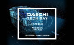 DAIICHI TECH DAY BURSA will be held on 27 September 2017