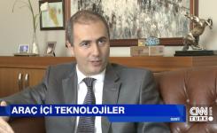 CNN TÜRK'de Özel Sektör Programına Konuk Olduk